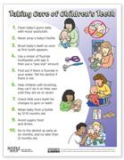 Taking Care of Children's Teeth