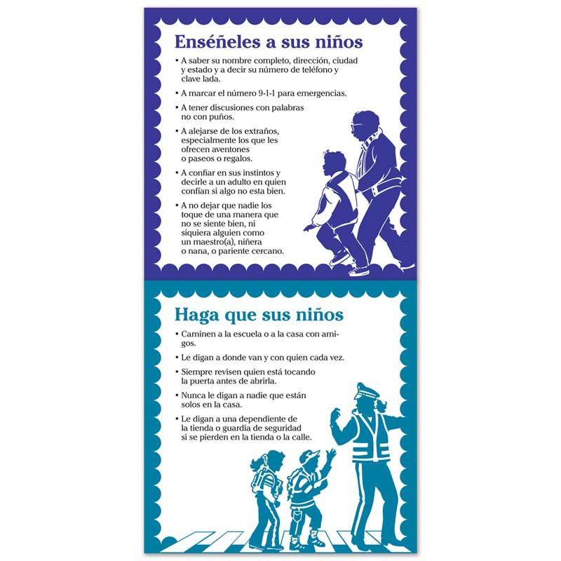Protecting Our Children - Spanish