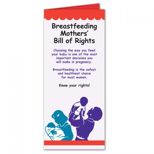 Breastfeeding Mothers' Bill of Rights