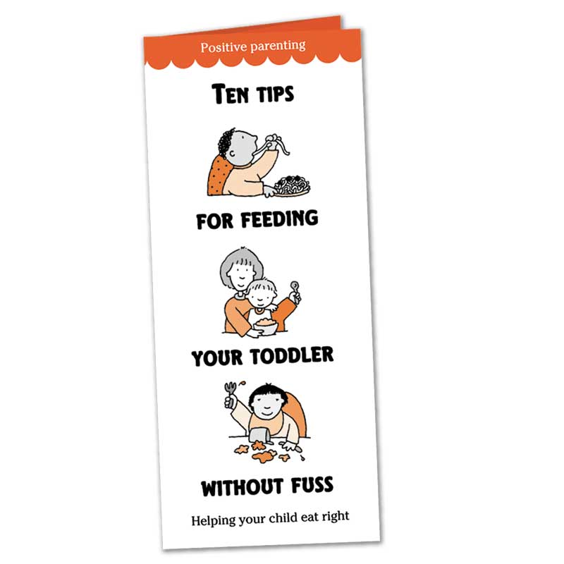 Ten Tips for Feeding your Toddler with out a Fuss