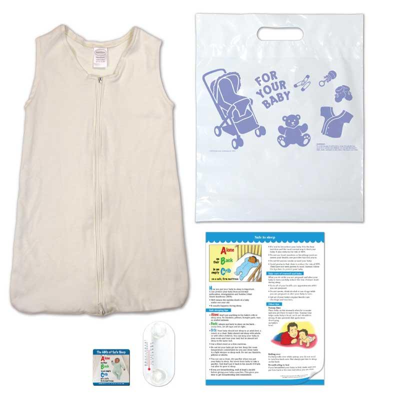 Safe Sleep Kit - English