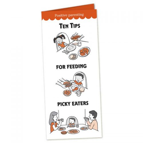 Ten Tips for Picky Eaters