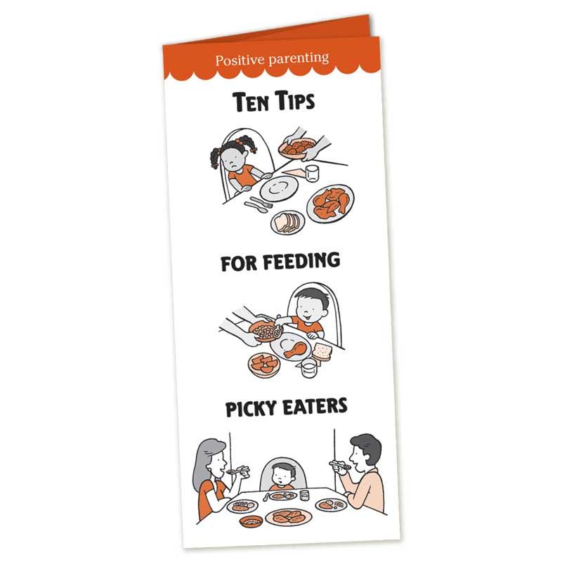 Ten Tips for Picky Eaters