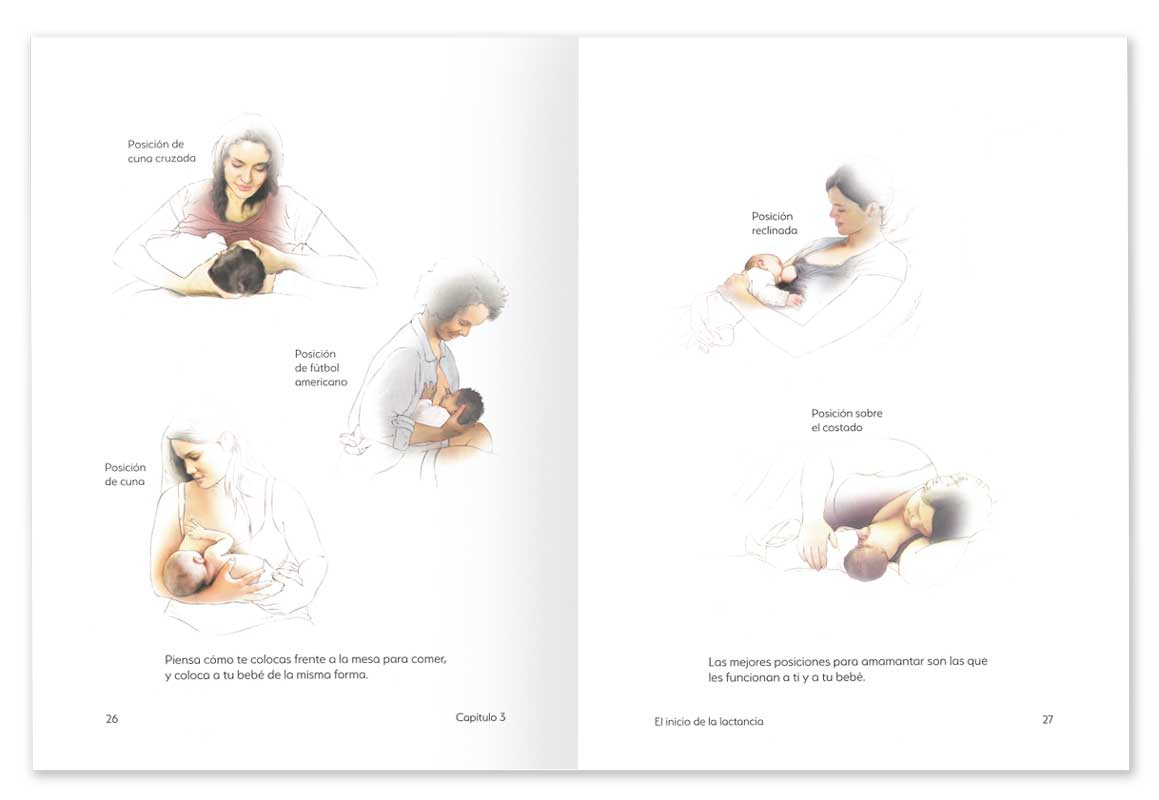 Breastfeeding Keep it Simple - Spanish