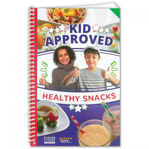 Kid Approved Health Snacks cookbook
