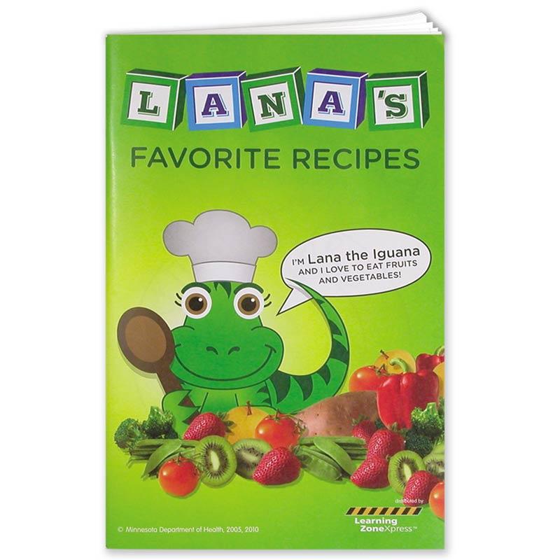 Lana's Favorite Recipes