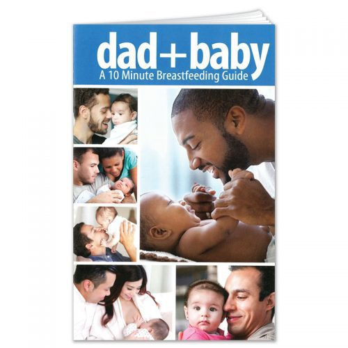dad + baby booklet