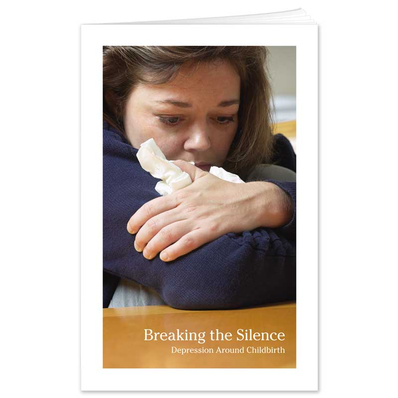 Breaking the Silence booklet