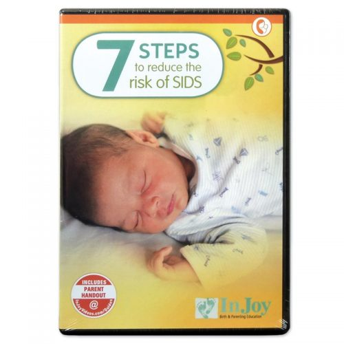 Seven Steps to reduce the risk of SIDS