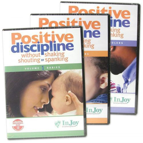 Positive Discipline dvds