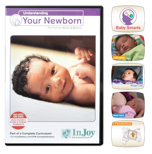 Understanding Your Newborn dvd