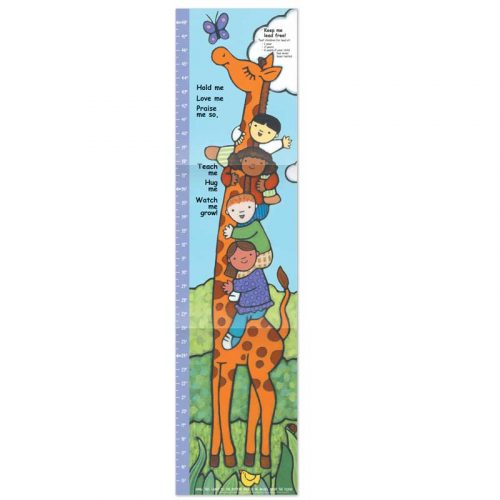 Lead Free Growth Chart - English