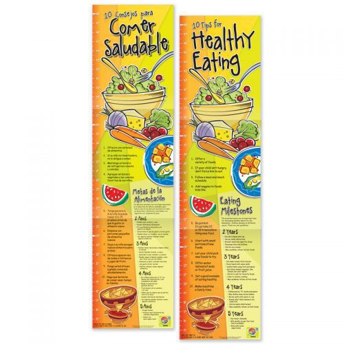Healthy Eating Growth Charts