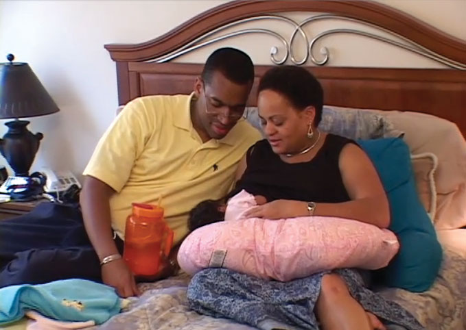 Breastfeeding DVD Breastfeeding: What's a Dad Supposed to Do?