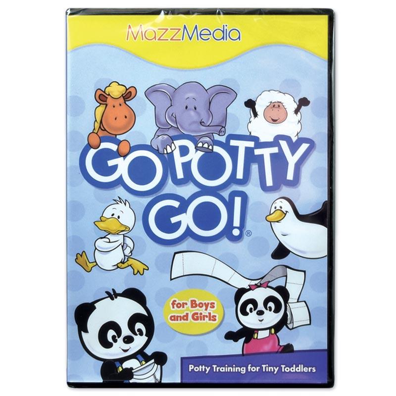 Go Potty Go DVD
