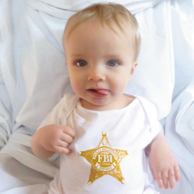 FBI: Fully Breastfed Infant