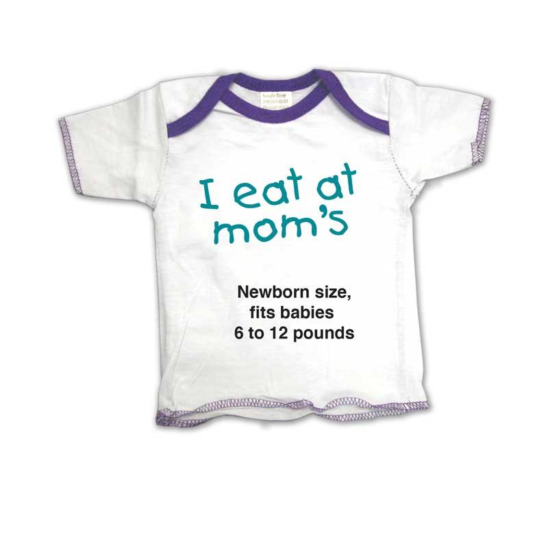 I eat at mom's nb