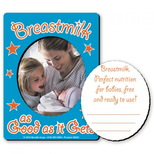 Magnet Breastmilk as Good as it Gets