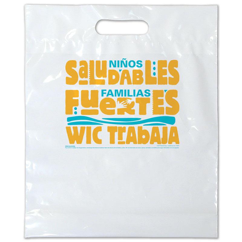 Plastic Bag WIC Works - Spanish