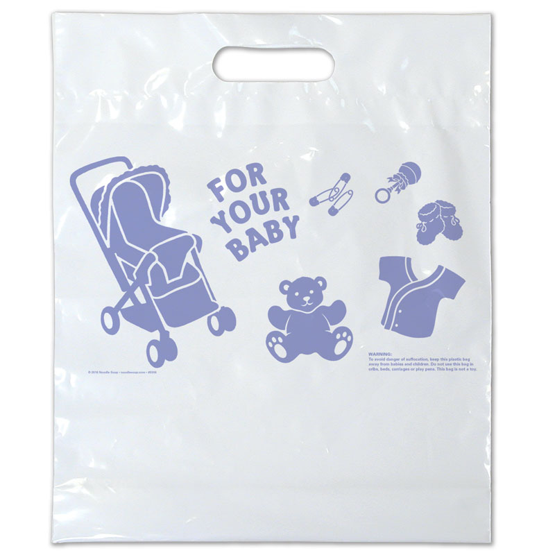 Plastic Bag For Your Baby - English