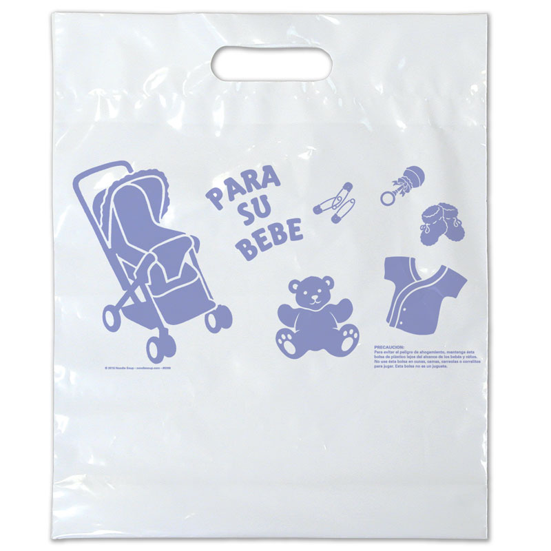 Plastic Bag For Your Baby - Spanish