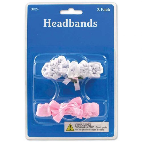 Infant headbands