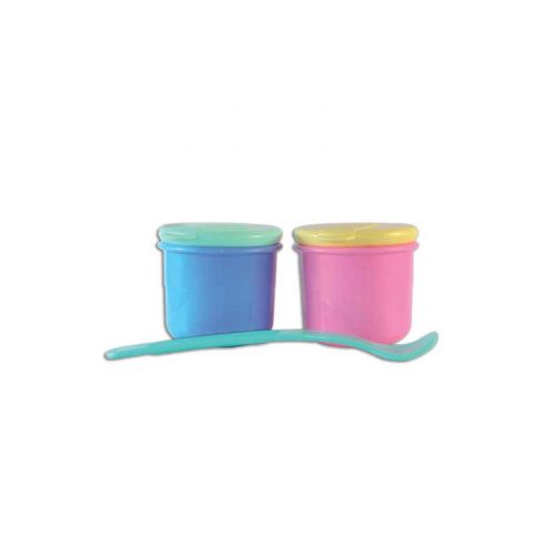 Baby Food Storers Set of 3