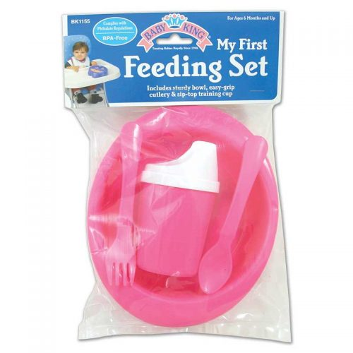 My First Feeding Set