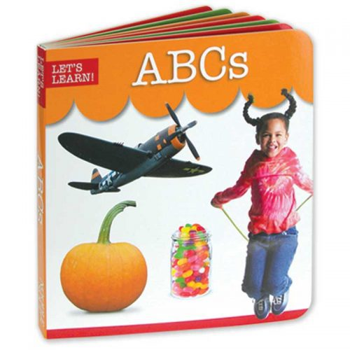 Let's Learn Board Book