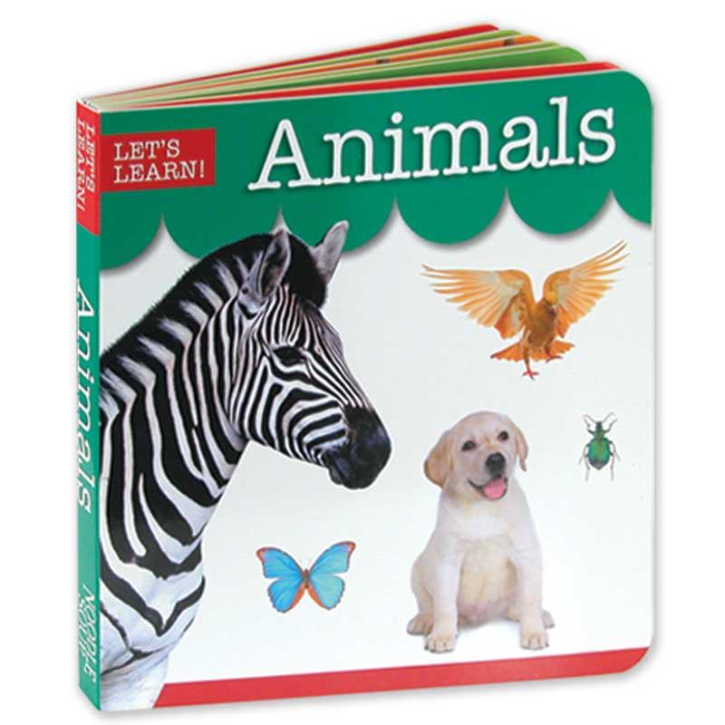 Let's Learn Board Book