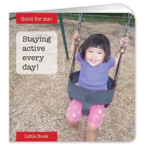 Staying Active Every Day! Little Book