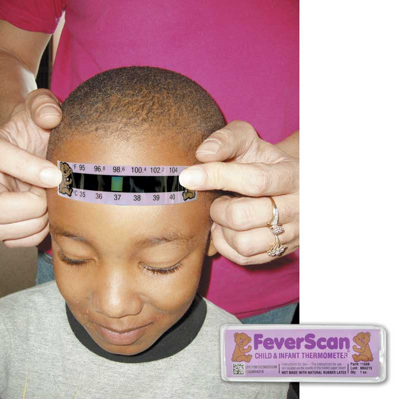 FeverScan strip
