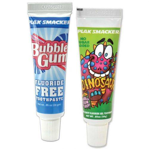 Kids' toothpaste