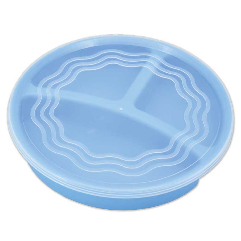 3 Section Divided Plate
