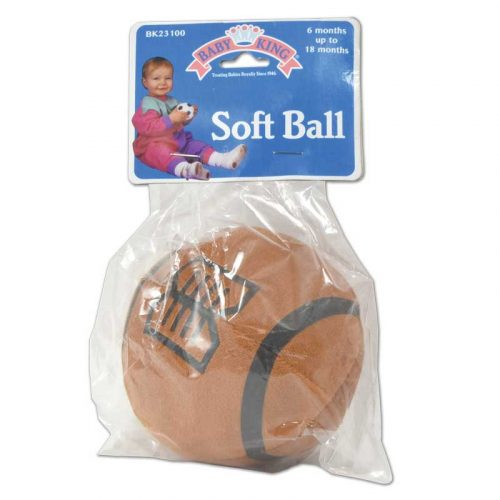 Plush sports balls for baby