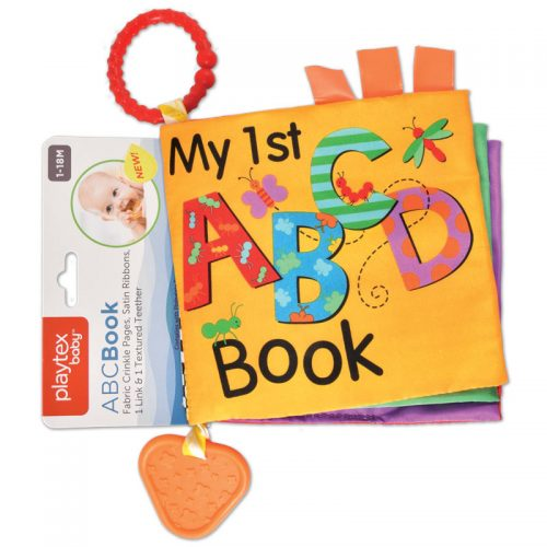 My 1st ABCD Book