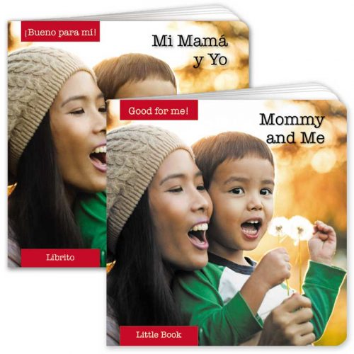 Mommy and Me Little Book