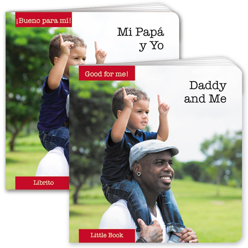 Daddy and Me Little Book