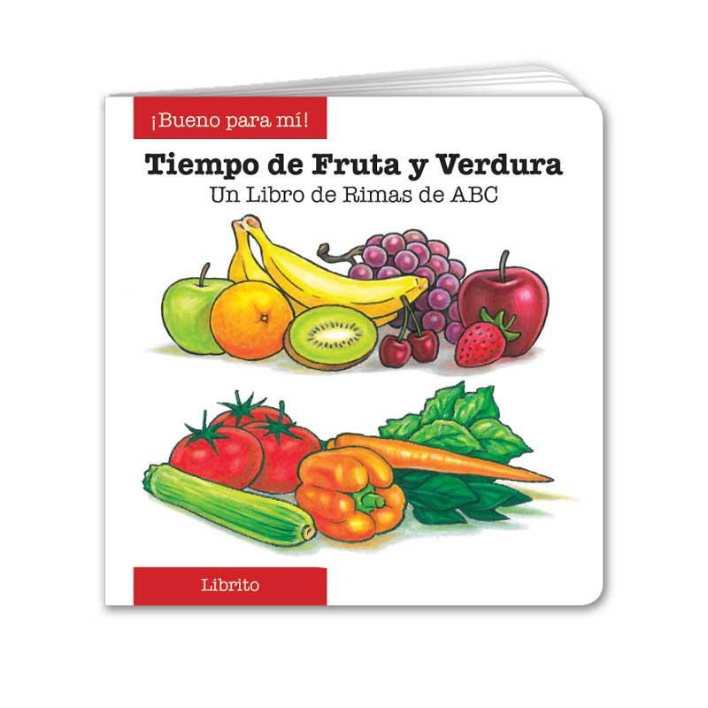 Fruit and Veggie ABC's - Spanish