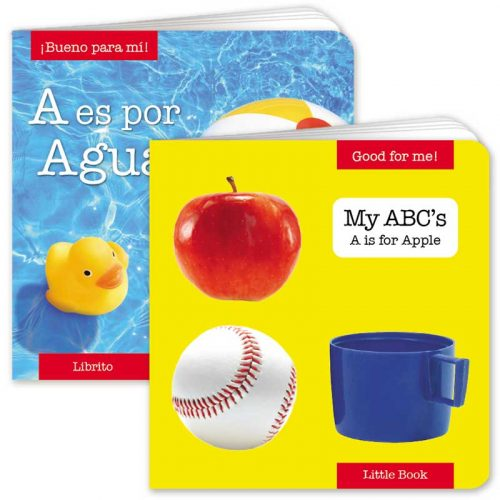 My ABC's - A is for Apple Little Book