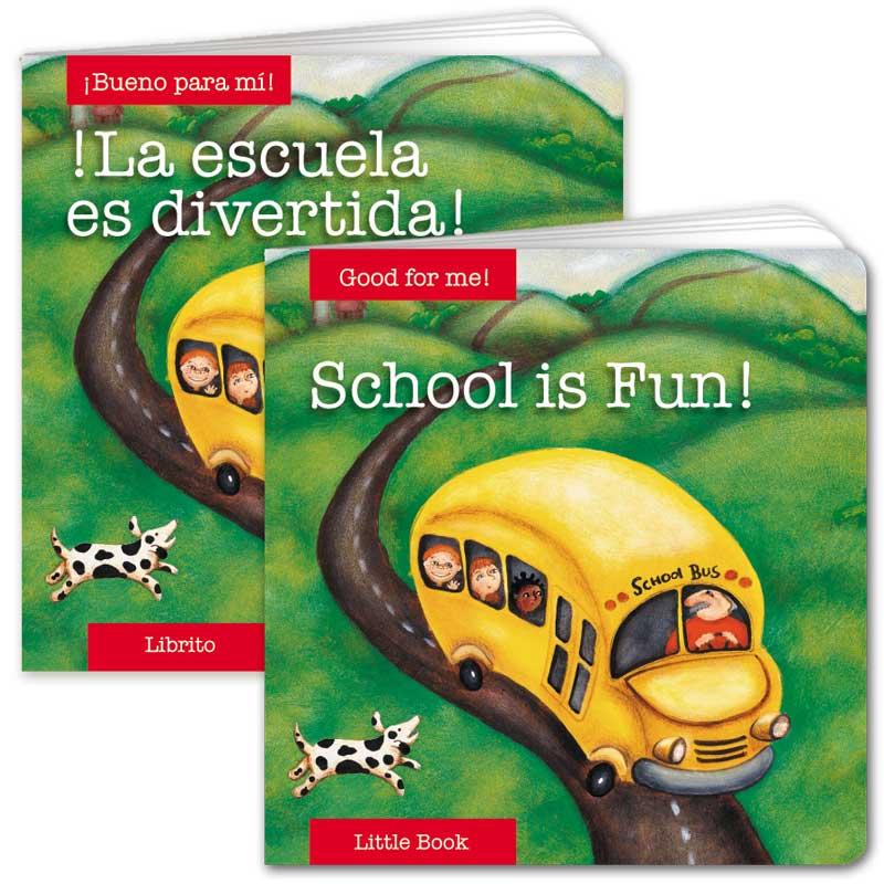 School is Fun! Little Book