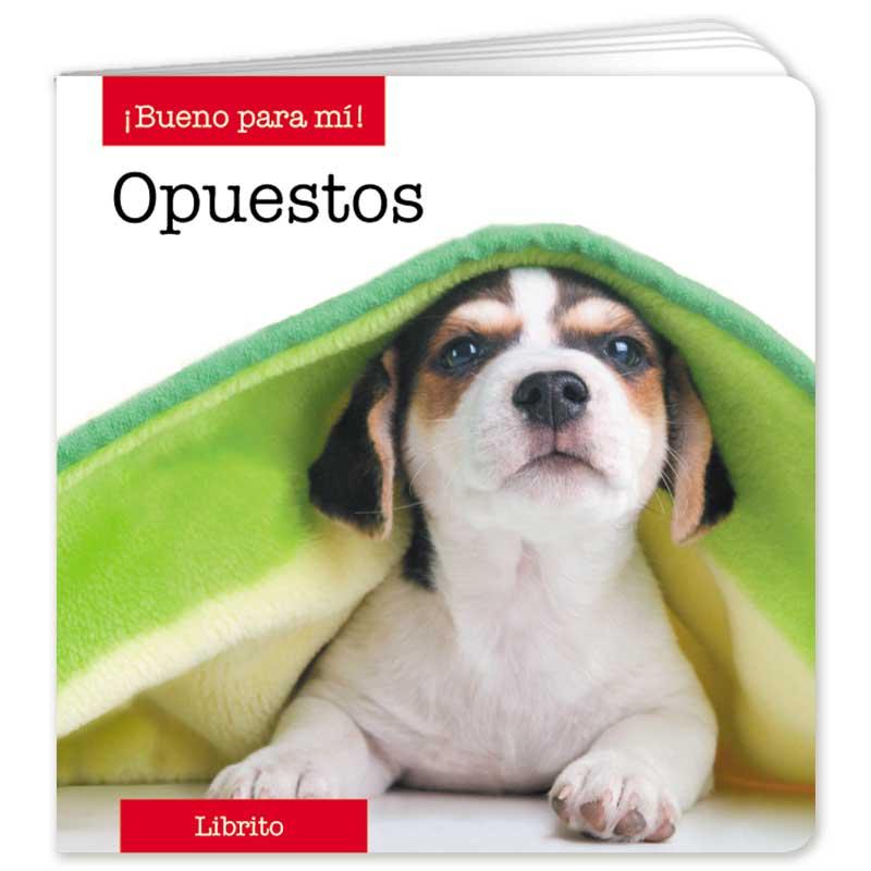 Opposites Little Book - Spanish