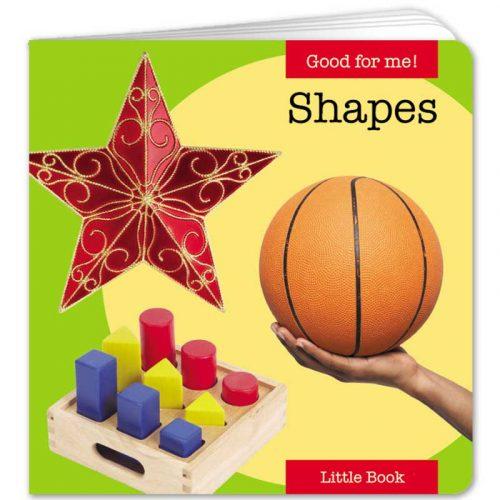 Shapes Little Book
