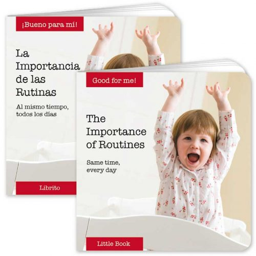 The Importance of Routines Little Book
