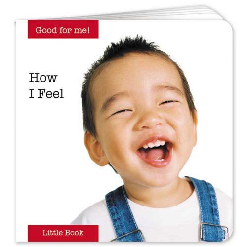 How I Feel Little Book