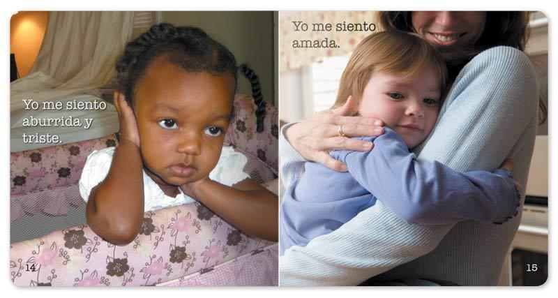 How I Feel Little Book - Spanish