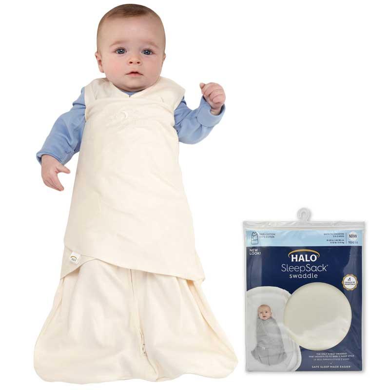 Cotton SleepSack Swaddle