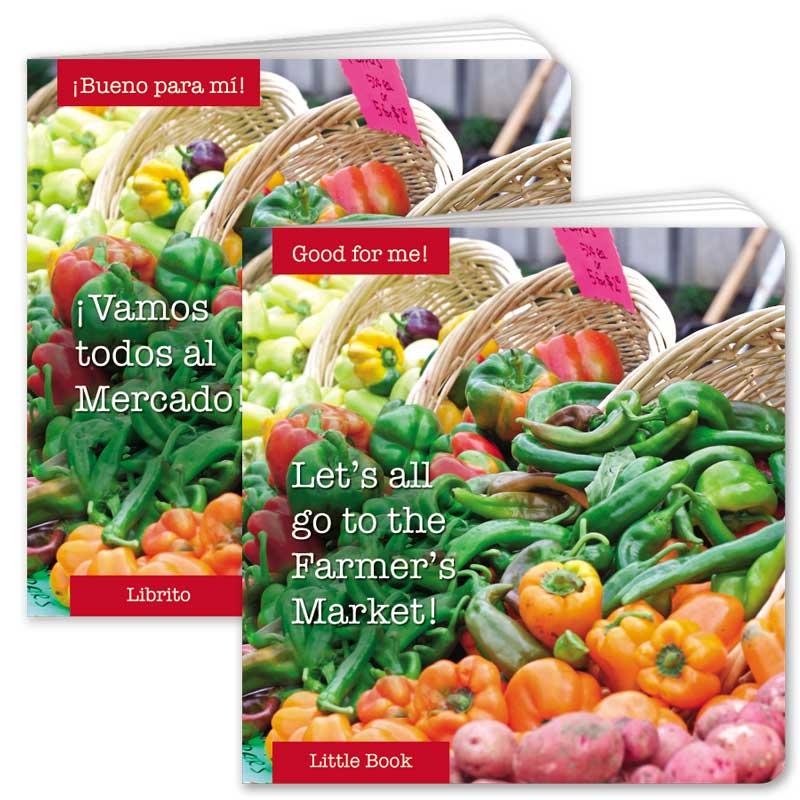 Farmer's Market Little Book