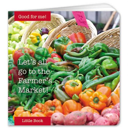 Farmer's Market Little Book