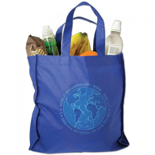 World Breastfeeding Week Grocery Tote